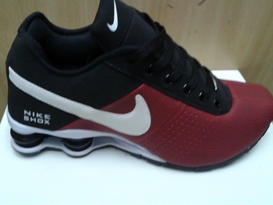 d3f98ecb59c Nike Total Shox 2015 - Novo 12 molas - Detalhes  nike shox tênis · tênis  nike shox 4 molas .