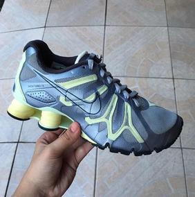 005c1636cb594 Nike Shox Turbo 11 Prata - Tênis no Mercado Livre Brasil