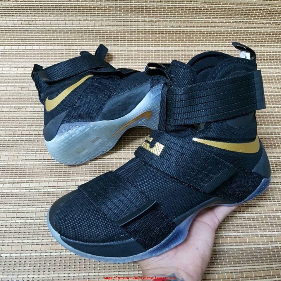 3046d6f221740 Nike Soldier 10 Bota Zapatillas Tenis -   160.000 en Mercado Libre