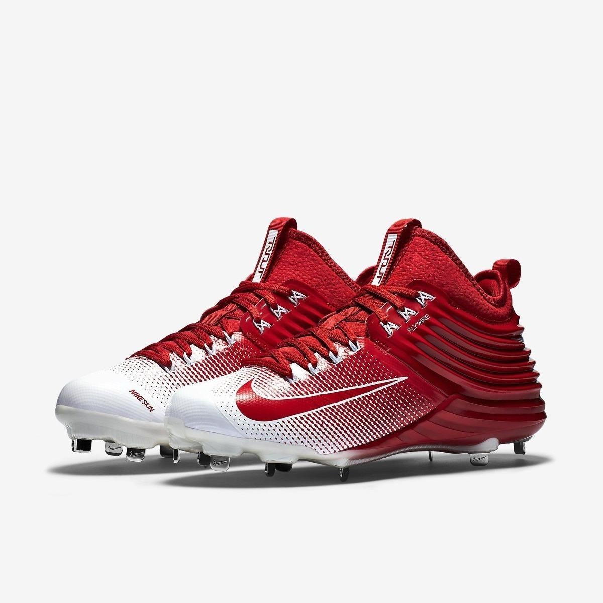 ASICS  Beisbol rojo