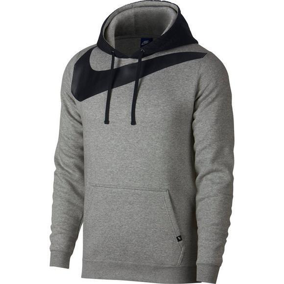 Nike Capucha Med Sudadera Nva Sportswear Hoody Pullover Gris R3j5AL4q