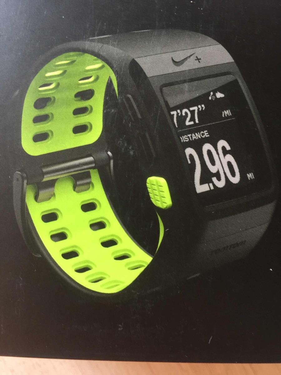 ff2577e74363 nike sportwatch gps poderes by tomtom - novo. Carregando zoom.