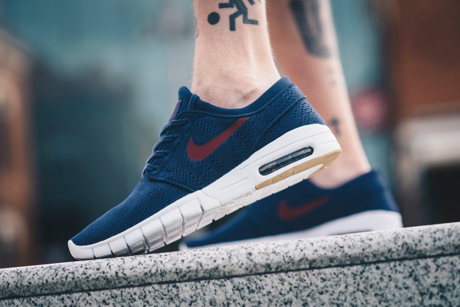 buy popular 0609e 7f1ff nike stefan janoski max binary blue team red 631303 469. Cargando zoom.