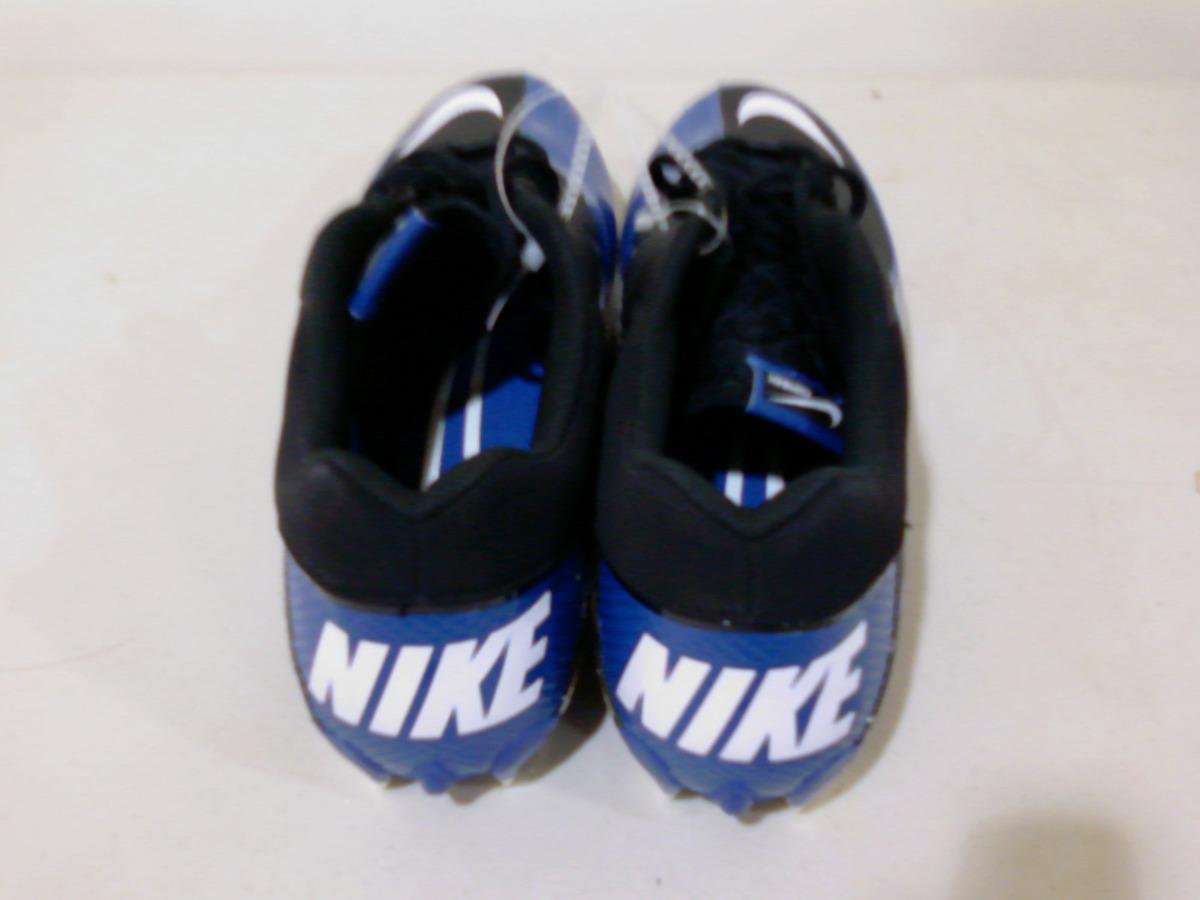 nike tachones tacos negros con azul football americano 16. Cargando zoom. 2275bf03a0716