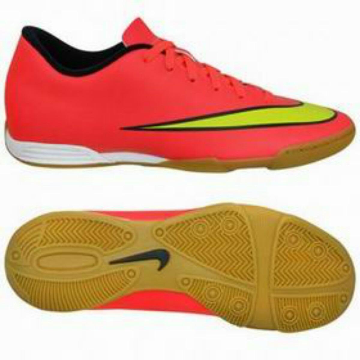 Nike Tacos 22 1 2 Taquete Hypervenom Tachones Frapido -   999.00 en ... 501d009fe18a9