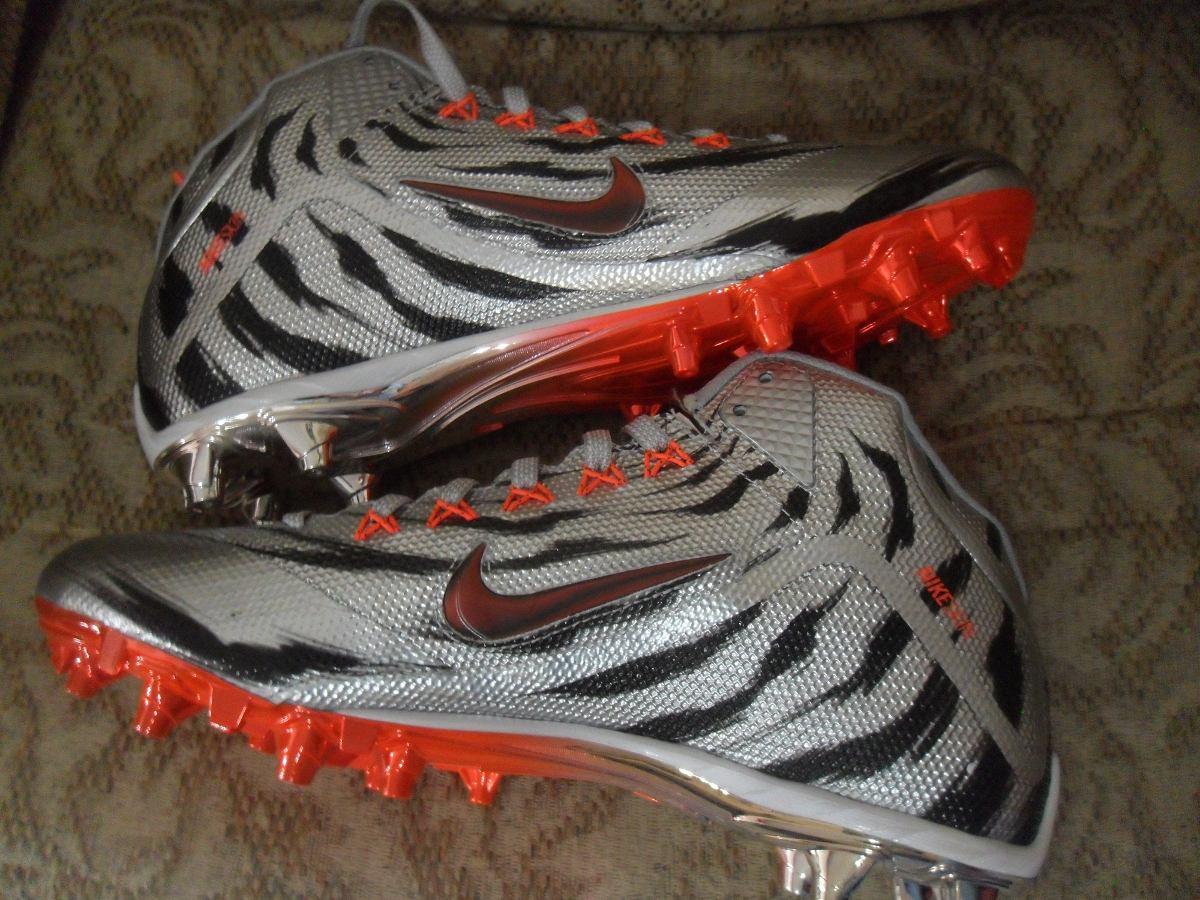 0809cac2b4711 nike tacos para football americano alpha pro zapatos 10mx. Cargando zoom.
