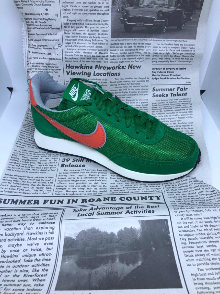 huge selection of f5267 e7a70 Nike Tailwind 97 X Stranger Things (originales)