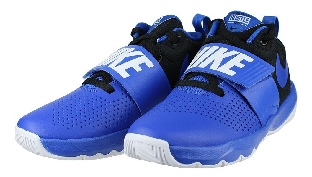 Nike Team Hustle D 8 Gs 881941 405 Niño Baloncesto