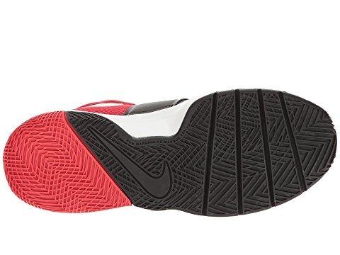 b4826141b20 Nike Team Hustle D8 Basketball Niños Negro rojo -   2