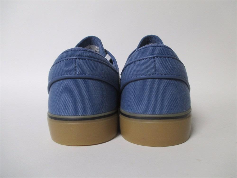 8ce5589947d nike tenis stefan janoski zoom skate azul jeans mqfshop. Carregando zoom.