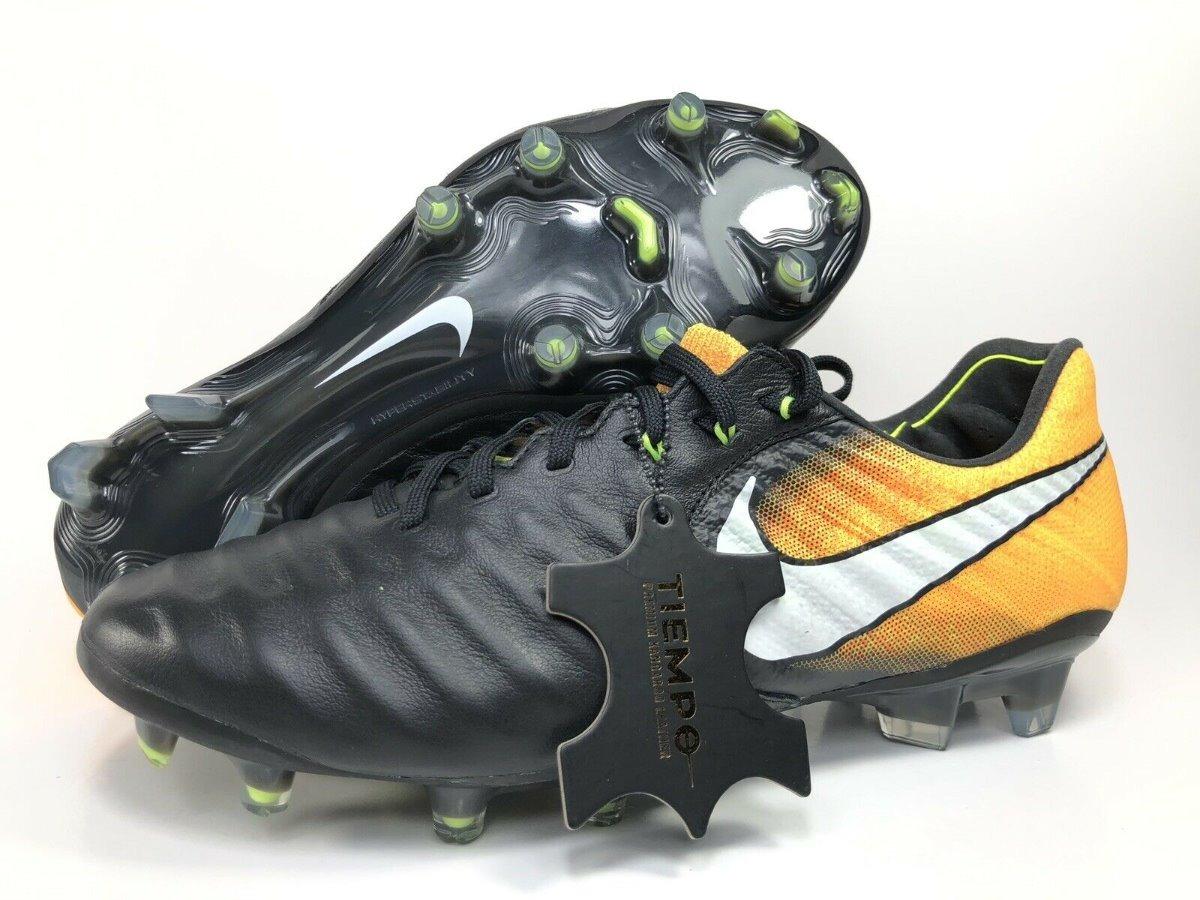 best website 2a037 c5567 Nike Tiempo Legend Vii Flyknit Acc Tacos Futbol Unisex 24.5