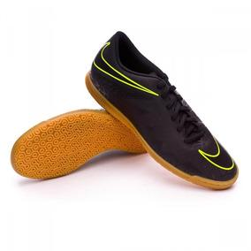 Fulbito Negras Planta Futsal Goma Nue Nike Tiempo Zapatillas 6gybfY7