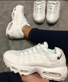 en stock brillo de color a juego en color Nike Tn Blancos Con Verde - Tenis para Mujer en Mercado ...