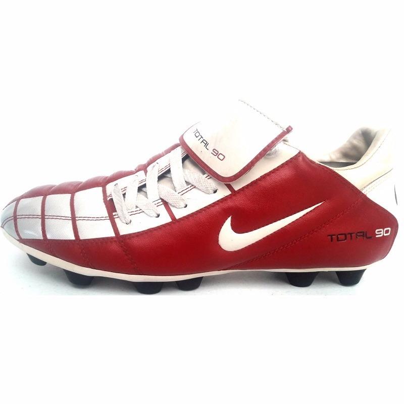 Nike Total 90 Ii Tacos Futbol Soccer Hard Grund Suela Versat - $ 999.00 en Mercado Libre
