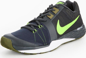 a9b3db23b Zapatillas Nike Gris Con Amarillo Running - Zapatillas de Hombre en ...