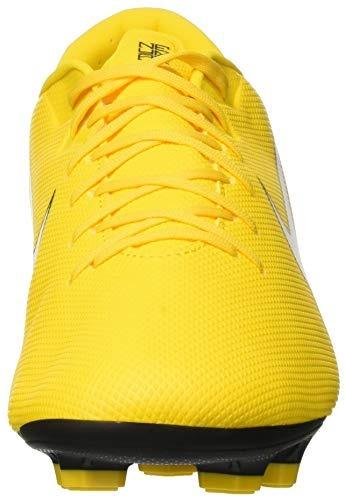 Zapatillas fútbol Nike Vapor12 Academy FGMG amarilla hombre