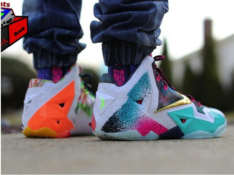 the best attitude 0df00 4bf9b 0bac7 1866d  clearance nike what the lebron 11. nike lebron xi importación  f5c2b 4372a