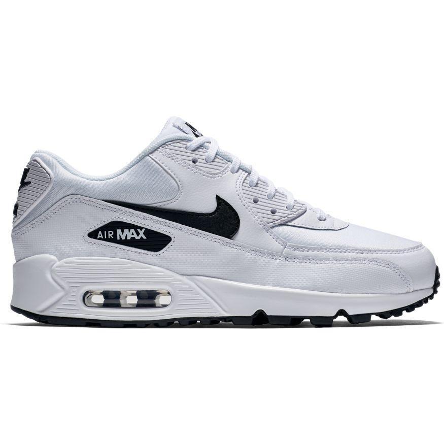 e8a7e365b9 Nike Wmns Air Max 90 White Black - Leer Descripción!!! -   5.199
