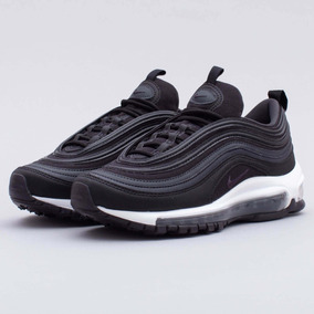 Nike Wmns Air Max 97 (black / Oil Grey) Mujer Vuelta Town