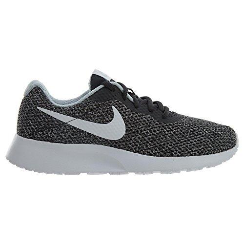 nike women s tanjun se zapato gris antracita y blanconegro p