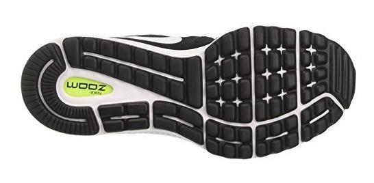 Nike Womens Air Zoom Vomero 12 Zapato De Running Black Ant