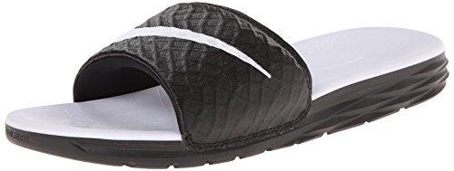 nike womens benassi solarsoft slide sandal