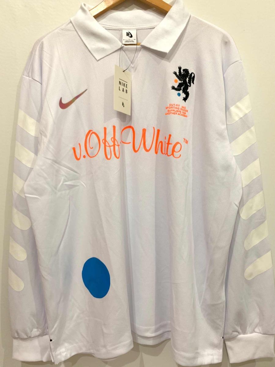 best website de211 76225 Nike X Off-white Jersey White