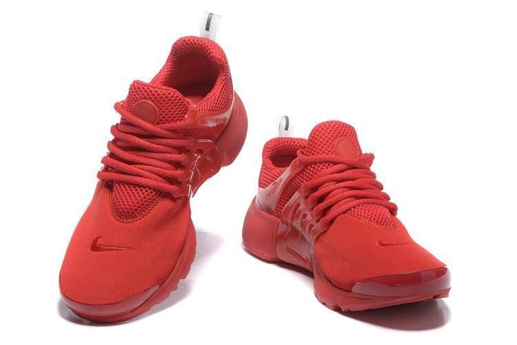 sports shoes 927ff 06e29 Presto 559 3 Rojo Rojas Ccaja Hombre Zapatillas Originales Nike xq74wRfAP