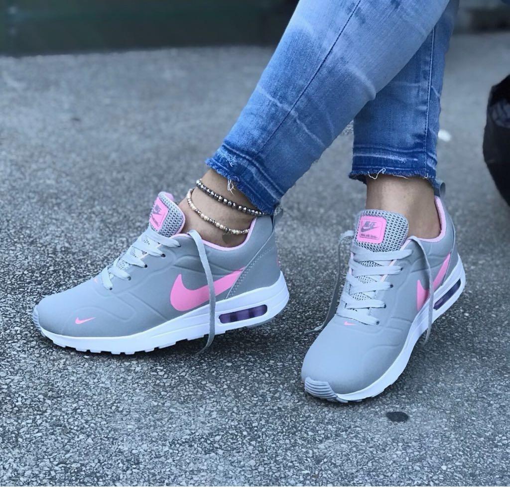 Zapatos Zapatillas Nike Calzado Dama Tavas qw7tfU