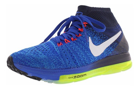 on sale c6678 85e29 Nike Zoom All Out Flyknit Azul 23 Y 24.5 Mx. Oferta