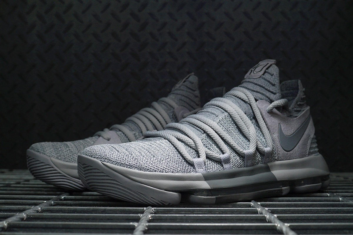 kd 10 wolf gray Kevin Durant shoes on sale
