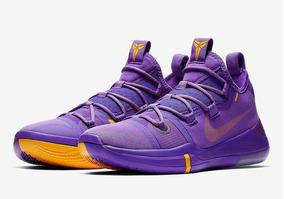 Se infla Para construir En la mayoría de los casos  Tenis Nike Basketball Kobe Bryant Para Caballero - Tenis Básquet ...