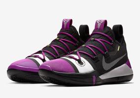 timeless design cc120 df820 Nike Zoom Kobe Ad Purple Black Kobe Bryant Limited