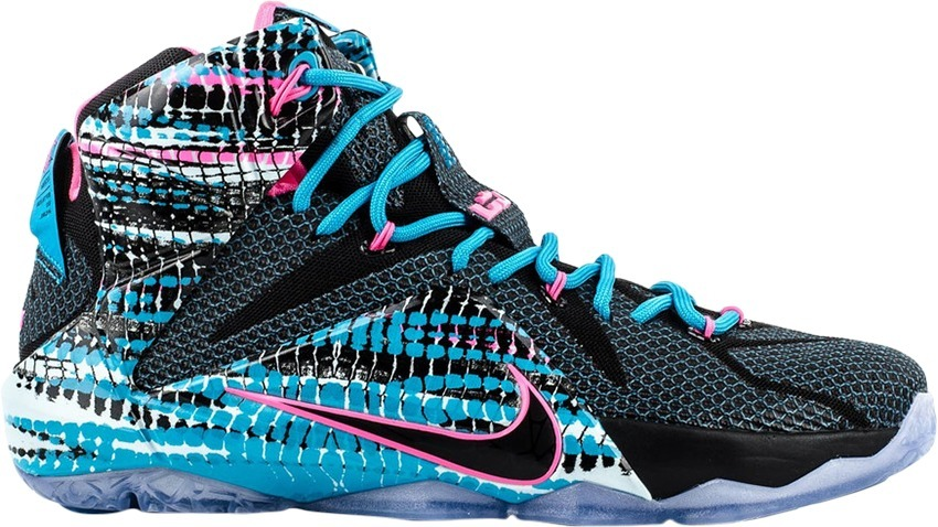 new style 9030b ee908 Nike Zoom Lebron 12 Xii Chromosomes Lebron James Elite