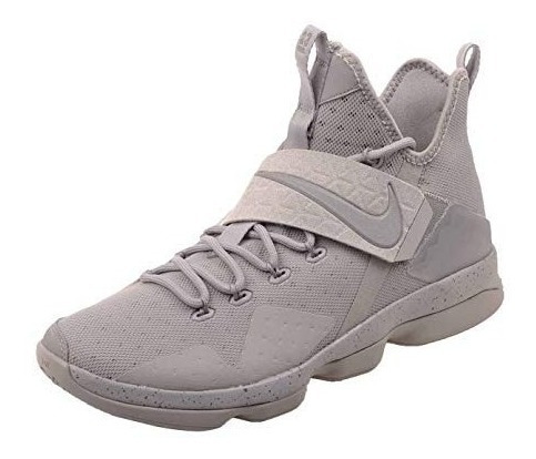 cheap for discount b03b8 89fb2 Nike Zoom Lebron 14 Ix Silver Reflective Lebron James
