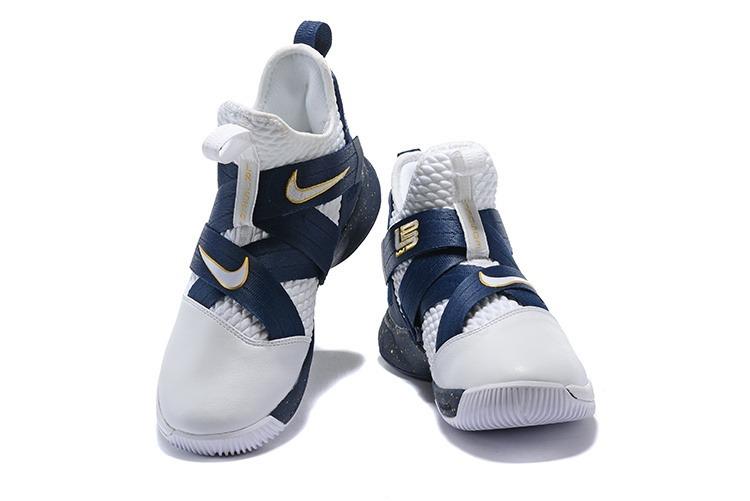 b29ea0d84fa Nike Zoom Lebron Soldier 12 Xii Sfg Witness Lebron James ...
