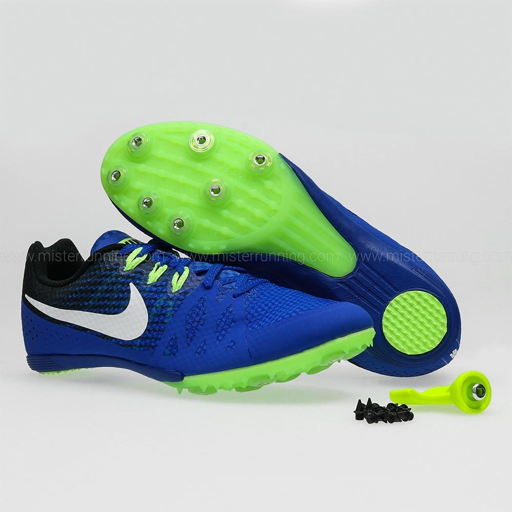quality design a10f0 1b574 Nike Zoom Rival M8 Spikes Atletismo Velocidad Originales ...