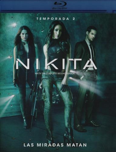nikita segunda temporada 2 dos blu-ray