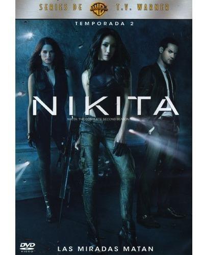 nikita segunda temporada 2 dos dvd