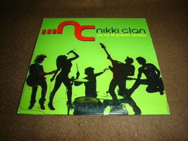 yo no te puedo olvidar nikki clan