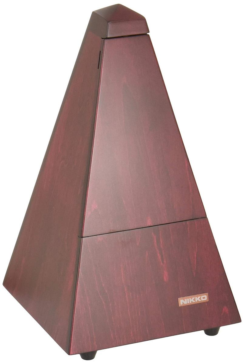 Nikko Metronome De Madera Regular Oro 104