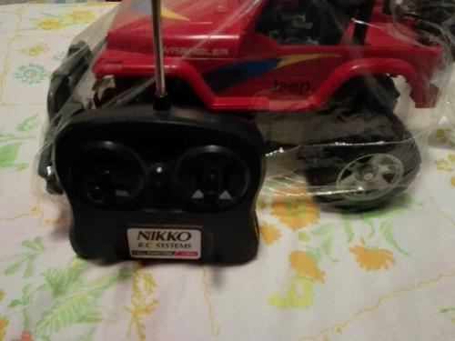 nikko wrangler radio control