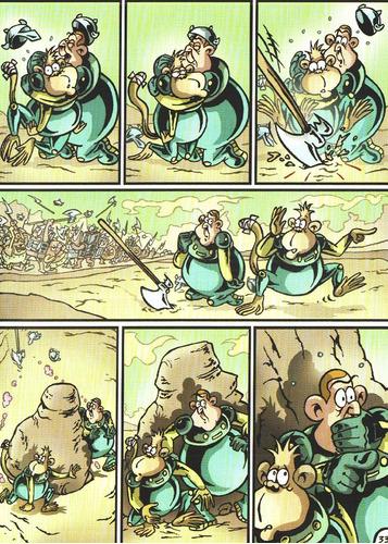 niko y miko - ed. comiks debris - comic sin diálogos
