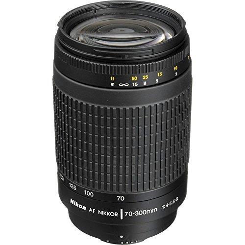 nikon 70-300 mm f/4-5.6g zoom lente con enfoque automático