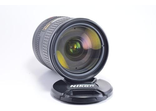 nikon af-s dx nikkor 18-200mm f/3.5-5.6 g if ed vr seminova