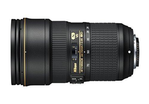 nikon af-s fx nikkor 24-70 mm f / 2.8e ed zoom de reduccion