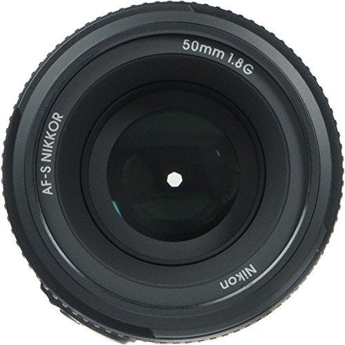 nikon af-s fx nikkor 50 mm f / 1.8g lente con enfoque automá