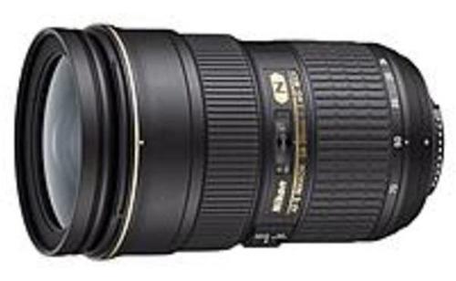 nikon af-s nikkor 24-70mm f 2.8g ed lente gran angular