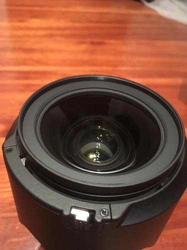 nikon af-s nikkor 24-70mm f/2.8e ed vr lente (negociable)