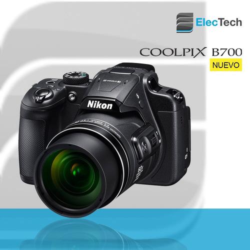 nikon b700 60x wifi+ trípode 1,35mts+ 16gb c10+ bolso+ envio